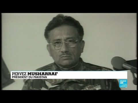 Au Pakistan, l'ancien président Pervez Musharraf condamné à mort par contumace