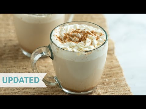 How to Make The Best Homemade Pumpkin Spice Latte - Updated