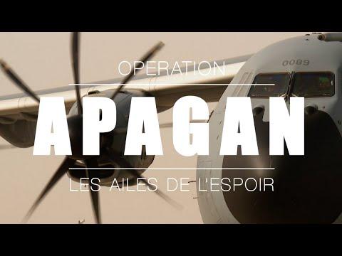 Opération APAGAN - Les ailes de l'espoir (épisode 1)