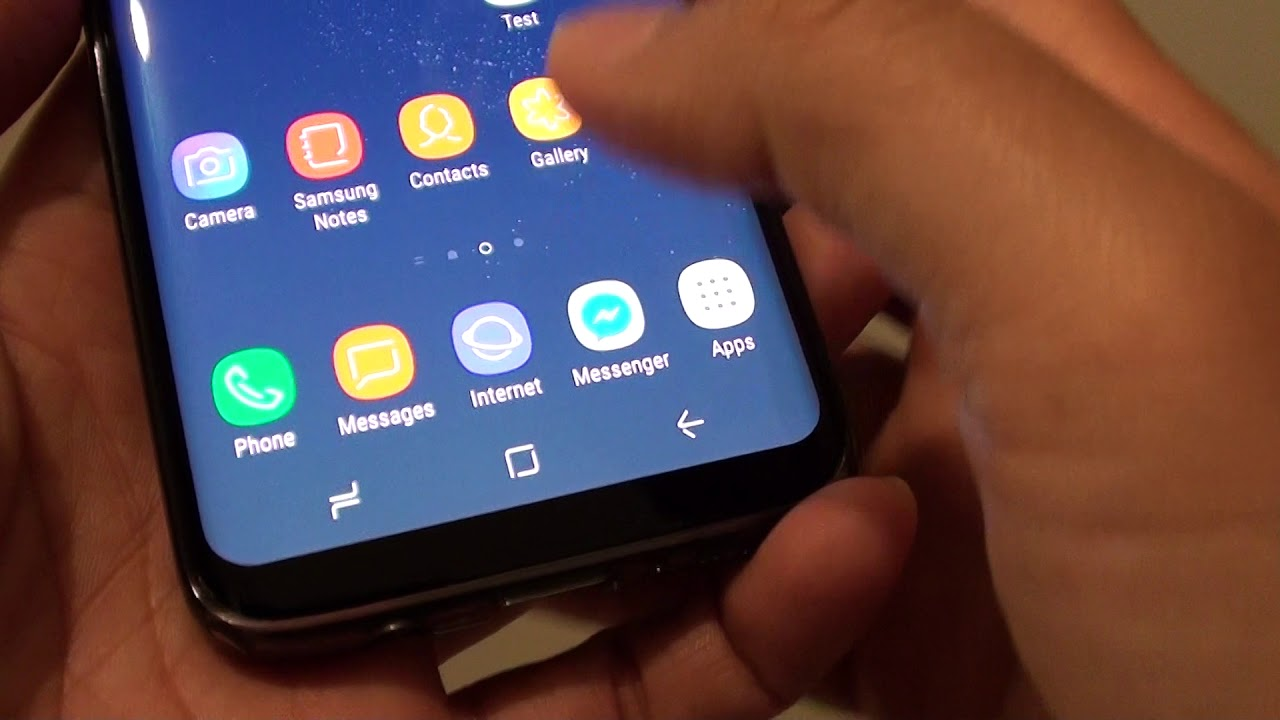 Samsung Galaxy S8: How to Enable / Disable Video Enhancer