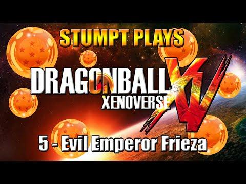 Stumpt Price Plays - Dragon Ball Xenoverse - #5 - Evil Emperor Frieza