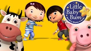 If You're Happy and You Know It | Part 2 | Little Baby Bum | Nursery Rhymes for Babies thumbnail