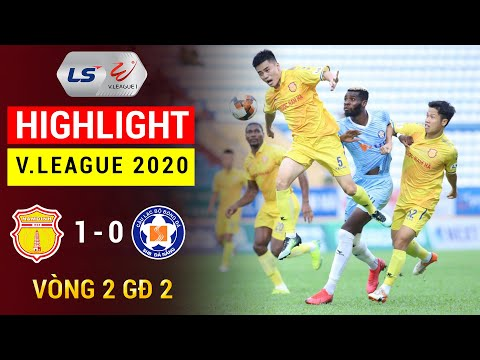 Nam Dinh Da Nang Goals And Highlights