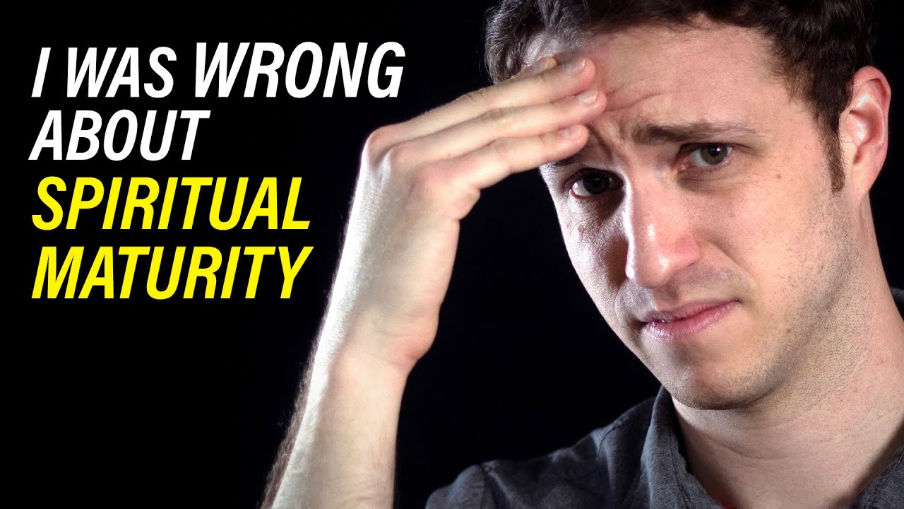 I've Been Wrong About Spiritual Maturity - with Reese Black