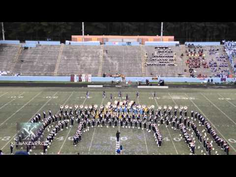 Tennessee State University Marching Band - Star Trek Theme - 2015