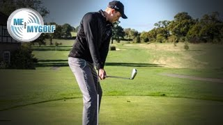 GOLF SWING MOVE AWAY DRILL