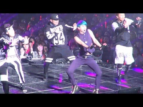 150307  XIA 3rd Concert in SEOUL -Out Of Control - 준수 Junsu