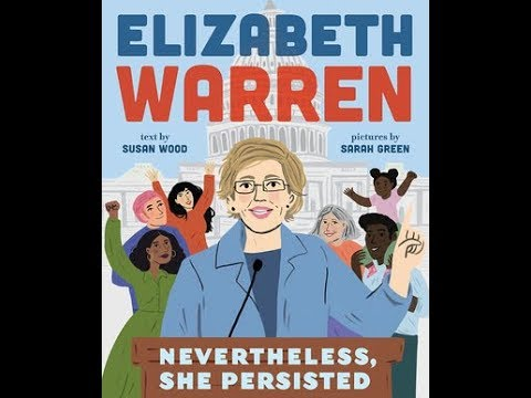 Elizabeth Warren by Susan Wood, illustrated by Sarah Green