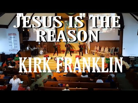 CTCC David Dancers - Kirk Franklin Jesus Is The Reason For The Season