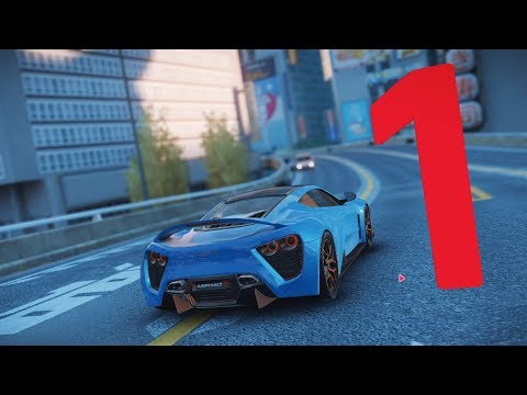 MAX Zenvo TS1 GT Anniversary (6* Rank 4514) Multiplayer in Asphalt 9