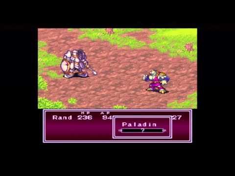 Breath of fire 2 -  26th Boss Paladin
