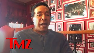 Smokey Robinson Spreads Hope with Song Benefiting American Red Cross | TMZ