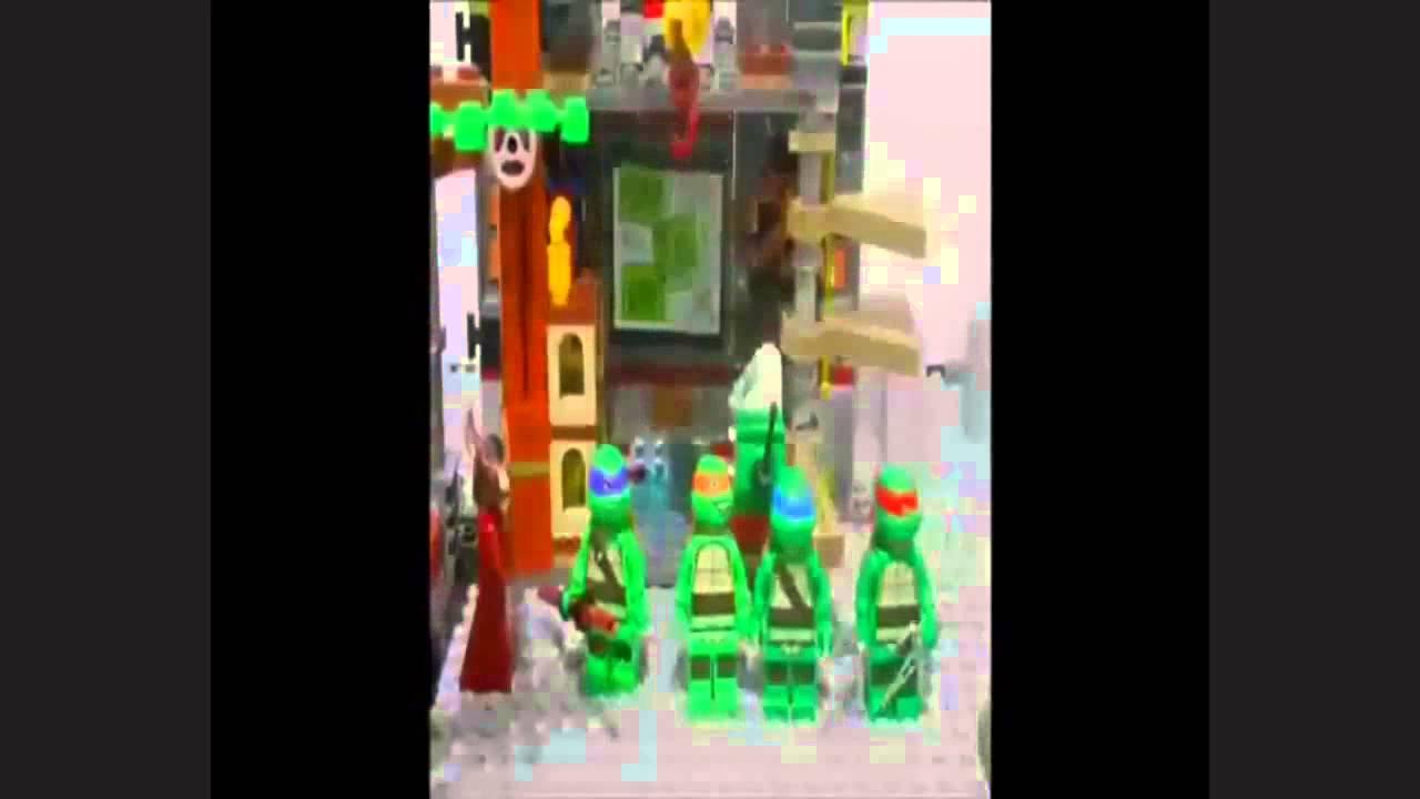 Lego Tortue Ninja Saison 2 Épisode 1