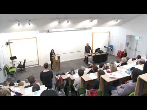 Joan Wolf - Is breast really best? open lecture: Q and A