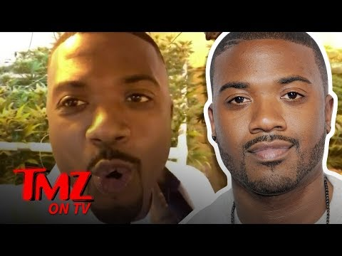Ray J Is Getting Into The Cannabis Business | TMZ TV