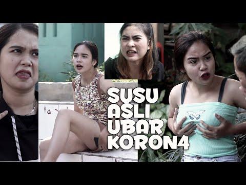 SUSU ASLI UBAR KORON4, Sketsa Bobodoran Sunda Terbaru ABDITV