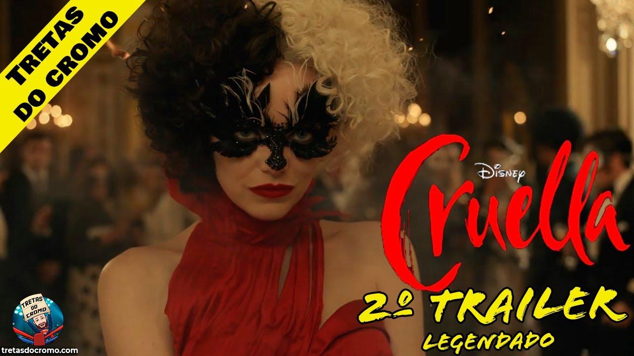 Cruella recebe o 2º trailer