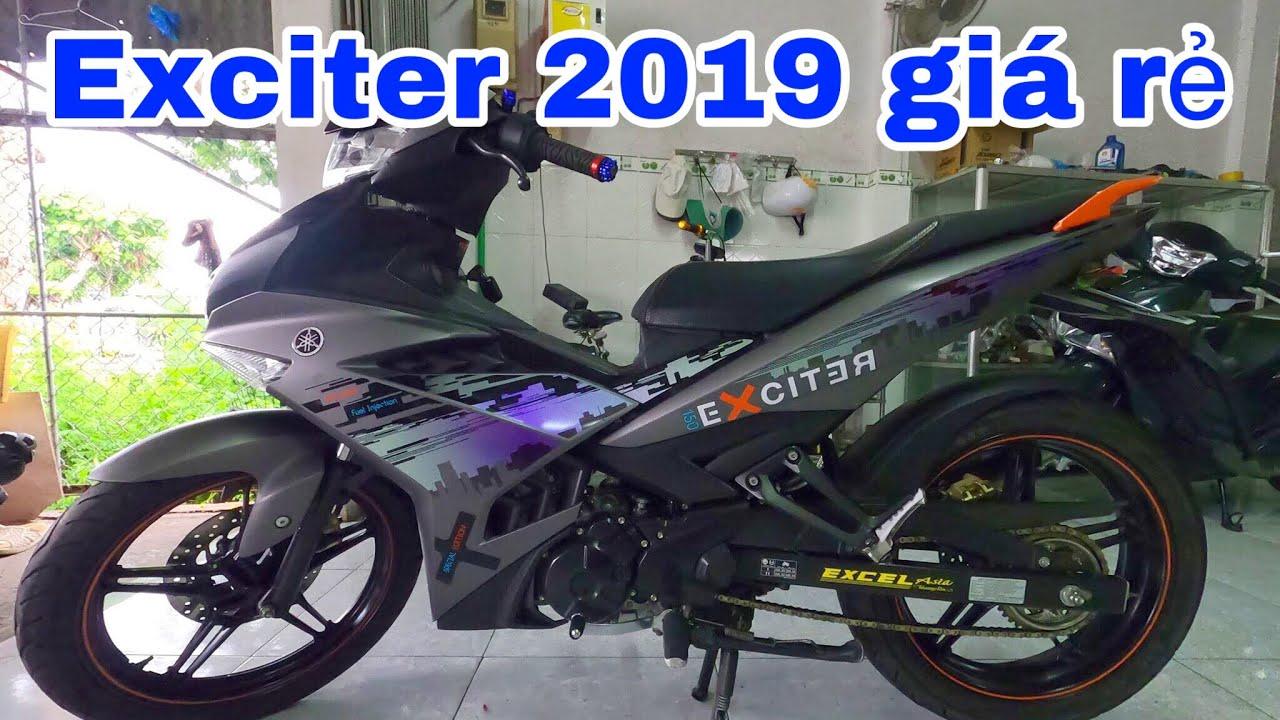 Bán Xe Exciter 150 2019 Phiên Bản Đặc Biệt Zin Đẹp Giá Rẻ