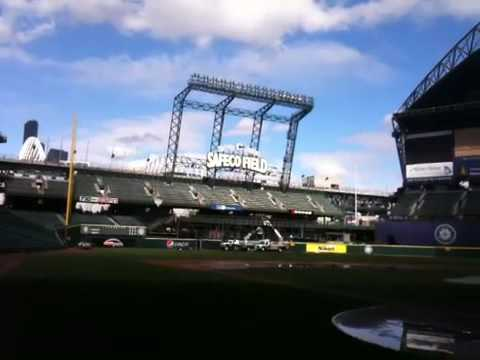360 View Of Safeco Field Youtube