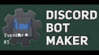 Basit Sa-As Eventi| Discord Bot Maker Basit Eventler #1