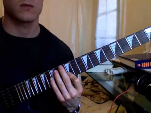 Third Rate Romance Guitar Solo Lesson - YouTube