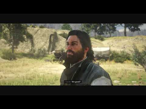 Epilogue: Mission 10 - Home Improvement for Beginners - All Cutscenes: Red Dead Redemption 2 Movie