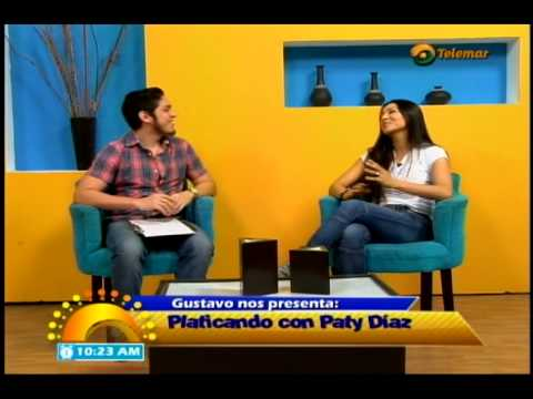 D'Mañanazo ~ Entrevista con Paty Díaz