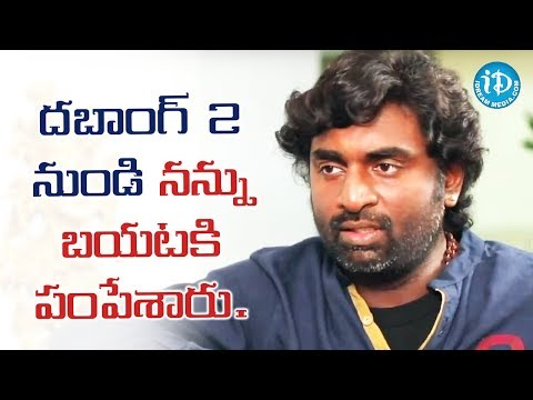 """Cinematographer Senthil About """"Dabangg 2"""" Controversy 
