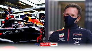 What's next for Red Bull with Honda leaving F1? | Christian Horner on Red Bull's engine future.
