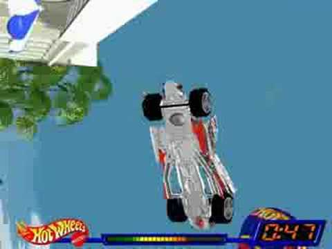 Hot Wheels: Stunt Track Driver Gameplay (High Quality)