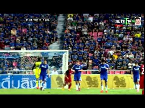 ไฮไลท์!! Thailand All-Star vs Chelsea [2015]Friendlymatch
