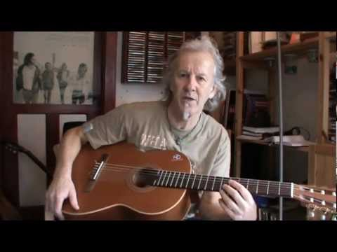 Spanish Ladies (Farewell and Adieu): guitar lesson for beginners