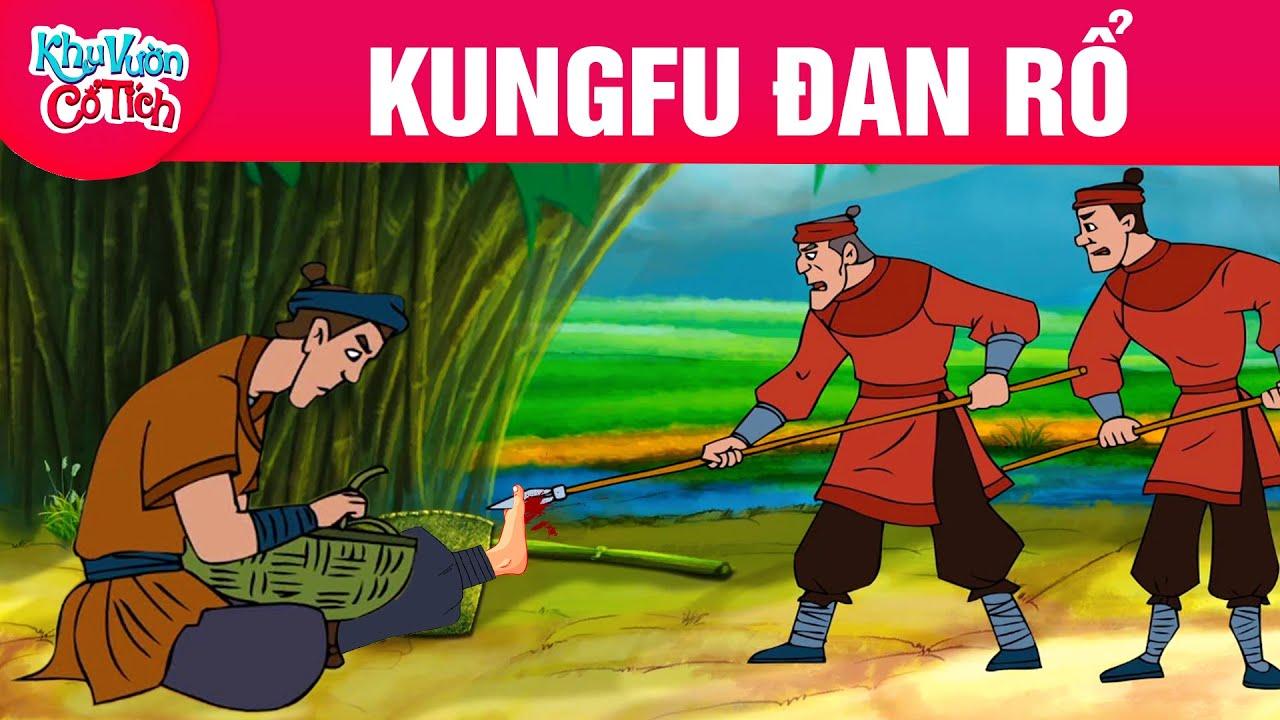 Download KUNGFU ĐAN RỔ - Truyện cổ tích - Chuyện cổ tích - Cổ tích hay nhất - Phim hoạt hình