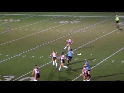 Hackettstown Vs West Morris Field Hockey 2016 Vid 4