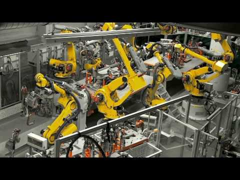 Audi A1  Manufacturing Plant Brussels