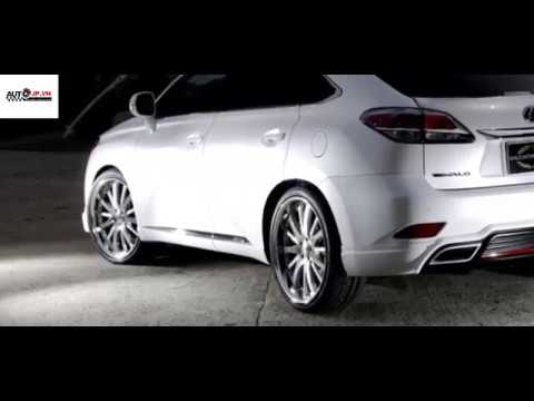 Lexus RX F SPORT 2012 WALD International
