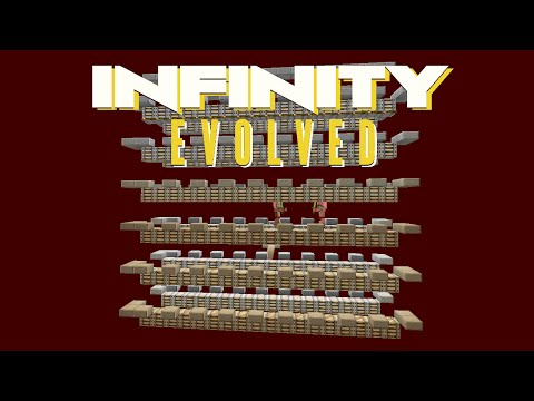 Minecraft Mods FTB Infinity Evolved - GOLD FARMING [E22] (Modded Expert Mode)