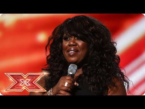 Berget Lewis has got A Song For You | Boot Camp | The X Factor 2017