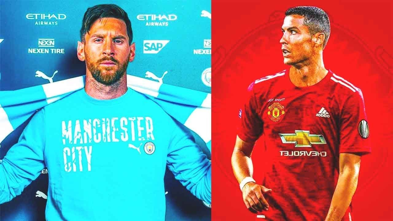 THE LAST DANCE! THIS IS WHAT WILL HAPPEN NEXT SUMMER! MESSI at MAN CITY vs RONALDO at MAN UTD!
