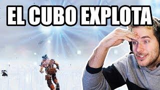 EL CUBO DE FORTNITE NOS TROLEA Y EXPLOTA!!!