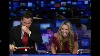 Hilarious Sky Sports News Prank