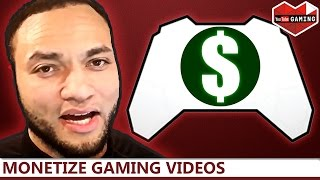 How To Monetize YouTube Gaming Videos 2016 Update - DMCA Defense - YouTube Red Income