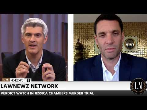 Adam Sostrin Talks Jessica Chambers Trial on LawNewz Network