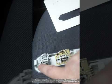 Установка дополнительного плафона освещения салона в Рено Логан 2014 - Смешные видео приколы