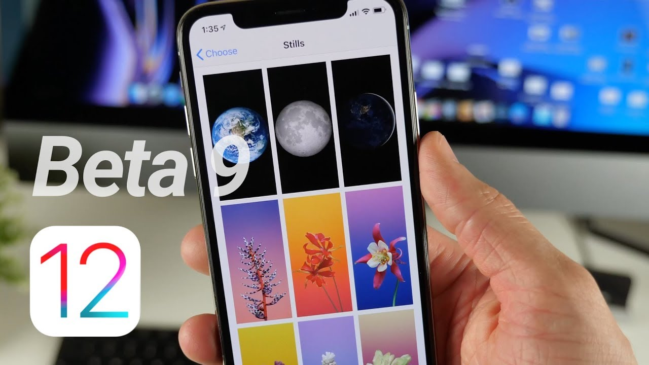 ios 12 public beta features