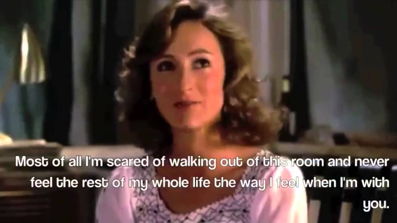 "Quotes From Movies Movies Love Quotes Dirty Dancing  ""i'm Scared Of Walking Out Of"