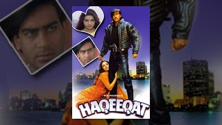 Haqeeqat Full Hindi Movie | Ajay Devgan, Tabu, Amrish Puri, Johnny Lever | Bollywood Action Movies