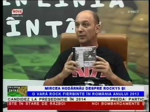 ROCKY5 la Nova TV