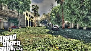 EPIC APOCLYPSE MAP!! (After us Rodeo) - GTA 5 MOD