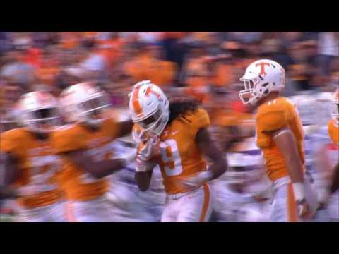 Highlights: Tennessee vs Tennessee Tech (11.5.16)